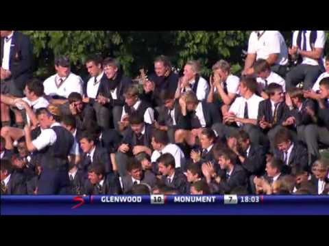 Video of Mutual & Federal Premier Inter-Schools clash Glenwood High vs Hoërskool Monument