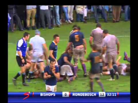 Video of Mutual & Federal Premier Inter-Schools Bishops vs Rondebosch