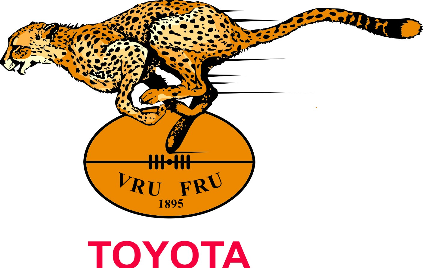 Free State Cheetahs Rugby Logo - School Rugby