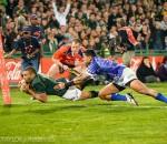 Springboks vs Samoa Castle Lager Incoming Series