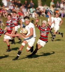 Hilton College vs Maritzburg College 2013 by Paul Guthrie - School Rugby 3