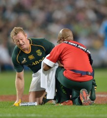 Jano Vermaak injury boks