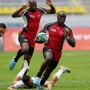 KENYA SEVENS RUGBY - Felix Ayange evades the Philippines defence in Kenya's opening win at Rugby World Cup Sevens 2013 in Moscow. Photo- IRB:Martin Seras Lima