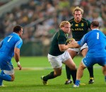 Springboks vs Italy 8 June 2013 - Adriaan Strauss - by Anton Geyser