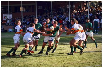 Glenwood High School vs Afrikaanse Hoer Seunskool Affies 2012