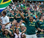 Springbok supporters soccer city