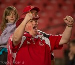 MTN Lions vs The Sharks at Coca Cola Park, 22Sep12