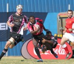 2013 Coca-Cola U/16 Grant Khomo Week: Day 1