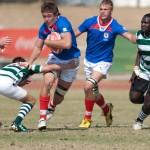 u18 Limpopo Blue Bulls vs u18 Zimbabwe - 2013 Coca-Cola u18 Craven Week - by William Brown 23