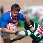 u18 Limpopo Blue Bulls vs u18 Zimbabwe - 2013 Coca-Cola u18 Craven Week - by William Brown 7