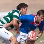 u18 Limpopo Blue Bulls vs u18 Zimbabwe - 2013 Coca-Cola u18 Craven Week - by William Brown 8