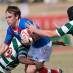 u18 Limpopo Blue Bulls vs u18 Zimbabwe - 2013 Coca-Cola u18 Craven Week - by William Brown 9
