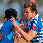u18 Western Province (WP) vs u18 Blue Bulls - 2013 Coca Cola u18 Craven Week - by William Brown 12