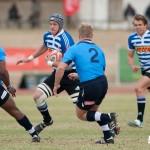 u18 Western Province (WP) vs u18 Blue Bulls - 2013 Coca Cola u18 Craven Week - by William Brown 2