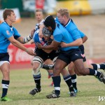 u18 Western Province (WP) vs u18 Blue Bulls - 2013 Coca Cola u18 Craven Week - by William Brown 4
