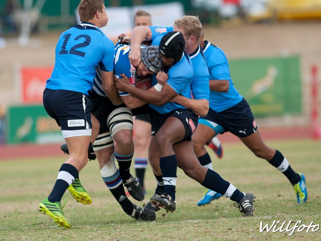 U18 Western Province Wp Vs U18 Blue Bulls 2013 Coca Cola U18