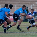 u18 Western Province (WP) vs u18 Blue Bulls - 2013 Coca Cola u18 Craven Week - by William Brown 8
