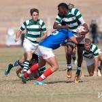 u18 ZImbabwe vs u18 Limpopo Blue Bulls - 2013 Coca-Cola u18 Craven Week - by William Brown 2