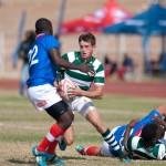 u18 ZImbabwe vs u18 Limpopo Blue Bulls - 2013 Coca-Cola u18 Craven Week - by William Brown 3