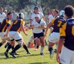 Hoer Landbouskool Marlow vs HTS Daniel Pienaar - School Rugby 2013.08.03