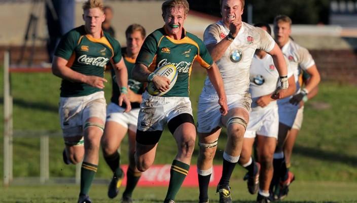 SA Schools u18 Team 2013 - South Africa u18 vs England u18 - School Rugby