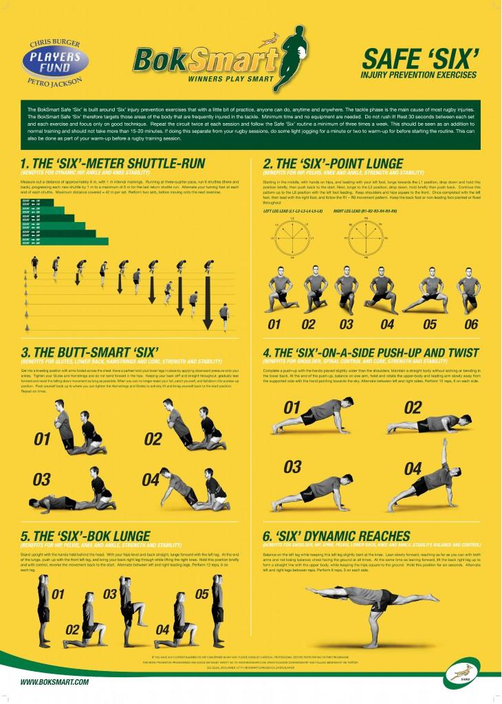 BokSmart Safe Six A1 Poster