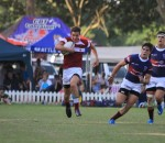 Rugby - Kearsney's Kyle Ritchie