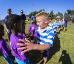 May 31 2014 Vodacom Bulletjies rugby at Lofus Stadium in Pretoria.