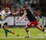 Cornal hendricks hand-off crusaders