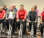 EPRU - Virgin Active bikes