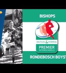 Premier Interschools #PremierInterschools  WATCH the final magazine show: Bishops vs Rondebosch featuring GARY KIRSTEN and NIZAAM CARR