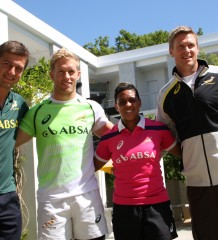 SA national rugby captains