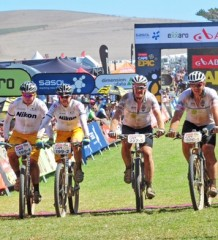 Cycling - 2015 Absa Cape Epic - Stage 7 - Meerendal