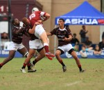 Day3 Game6 - Kearsney's Mitch Nesbitt in the game against Dale