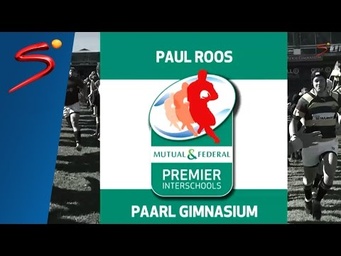 PREMIER INTERSCHOOL'S DERBY TEAM ANNOUNCEMENT: Paul Roos Gymnasium vs Paarl Gimnasium