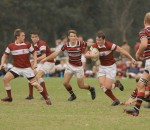 Rugby - Kearsney's Cian Waugh in the win against Maritzburg College