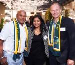 Chester Williams, Priya Naidoo - Tsogo Sun Group General Manager of Comm...