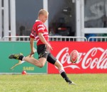 Ivan Smit of the Lions during the match between SWD and the Lions