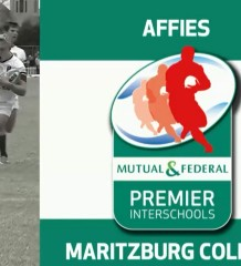 PREMIER INTERSCHOOL'S DERBY TEAM ANNOUNCEMENT: Afrikaans Höer Seunskool (Affies) and Maritzburg College