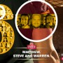 Matthew, Steve and Warren
