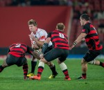 JOHANNESBURG, South Africa, 05 SEPTEMBER 2015 : Kwagga Smith in action during the ABSA CURRIE CUP Rugby match between the GOLDEN LIONS and the EP Kings at Emirates Airline Park in Johannesburg, South Africa on 05 SEPTEMBER 2015. Photo by Anton Geyser