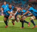 20150912, LOFTUS VERSVELD, PRETORIA: Franco Mostert, of the Golden Lions in action during ABSA CURRIE CUP match between BLUE BULLS vs GOLDEN LIONS, Saturday 12 September 2015. Loftus Versveld, Pretoria, Gauteng.   Photo by: Anton Geyser/ Rugby 15/ SASPA