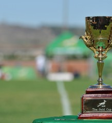 MALMESBURY, SOUTH AFRICA - Saturday 7 March 2015,  the Gold Cup during the third round match of the Cell C Community Cup between Wesbank and SA Home Loans Durban Collegians at Wesbank Sports Ground, Malmesbury Photo by Luigi Bennett/SARU