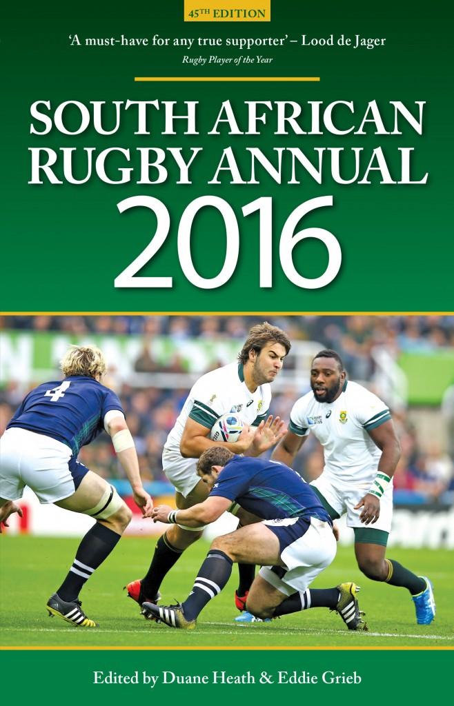 SA Rugby Annual 2016
