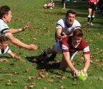Rugby - Kearsney's Cameron Craze in the win against St Stithians
