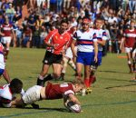 Rugby - Kearsney's Cameron Ritchie in the win against St Benedicts in Johannesburg