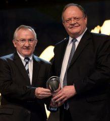 Dr Eugene Hare SARU Awards
