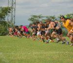 Steval Pumas squad 2017 pre-season training