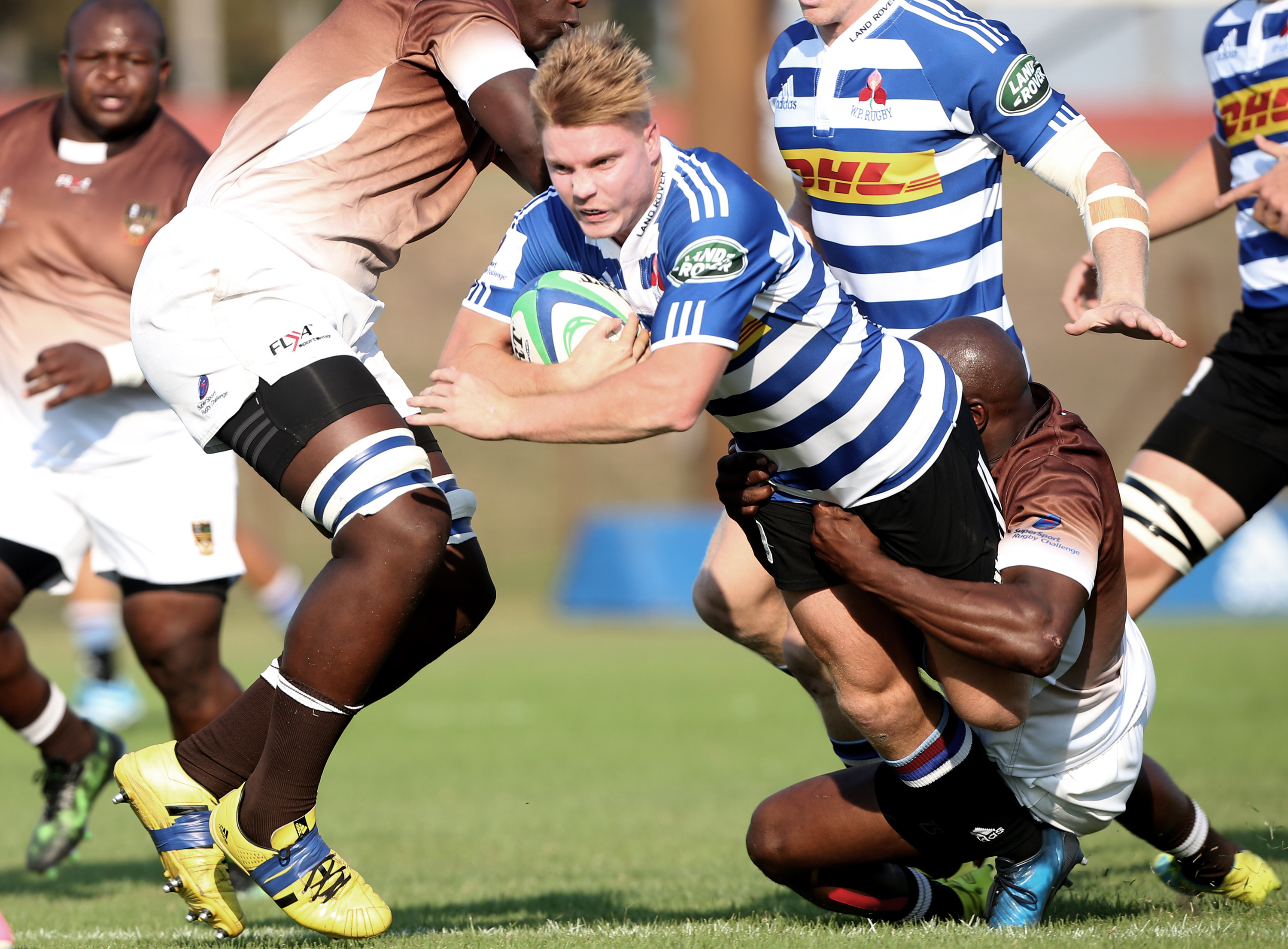 Supersport rugby challenge continues to thrill week two for Divan rossouw