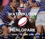 Waterkloof 1st XV vs Menlopark 1st XV, 10 June 2017